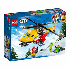 Lego City Ambulance Helicopter 60179