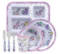 Childrens Dining Set UNICORN Little Stars Cutlery