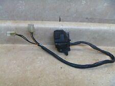 Yamaha 650 XJ TURBO XJ650 Used Left Handlebar Switch 1983 Vintage YB74