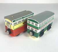 Thomas Wooden Train Flora & Flora's Tram Character Magnetic Brio ELC Compatible