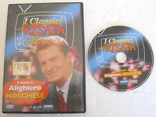 I CLASSICI DELLA RISATA il meglio di ALIGHIERO NOSCHESE (2004) DVD ORIGINALE