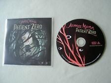 AIMEE MANN Patient Zero promo CD single Mental Illness