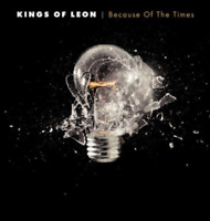 KINGS OF LEON - BECAUSE OF THE TIMES (Double LP Vinyl) sealed