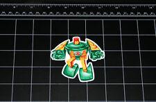 Transformers G1 Cosmos box art vinyl decal sticker Autobot toy 1980's 80s