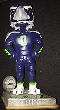 Blitz Seattle Seahawks Mascot Bobblehead Limited Edition /2015 Springy Base