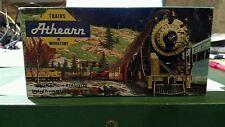 Athearn Trains in Miniature - F 7a Super PWR Santa FE Pass Locomotive