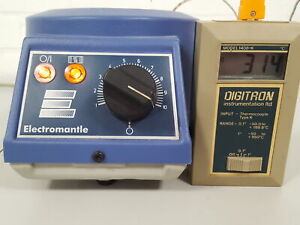 Electrothermal EM0250/CE 250mL Heating Mantle Lab 300C