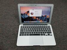 Apple MacBook Air 1.4 i5 4GB Ram 128GB SSD (MD711LL/B) (2014) Good Condition