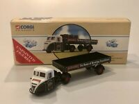 CORGI CLASSICS SCAMMELL SCARAB & TRAILER MODEL ONLY 97318