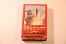 KENNEDY SPACE CENTER PLAYING CARDS SEALED