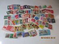 DDR 1958 + 1959 Sammlung mit ca. 90 Marken alles postfrisch in kompletten Sätzen