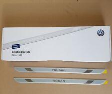 VW Tiguan AD1 ab 2016 Einstiegsleisten Tür Einstieg Logo R-Line Aufkleber Folie