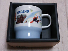 Starbucks JAPAN Geography Series Nagano Mug 2016