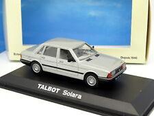 Norev 1/43 - Talbot Solara Grise