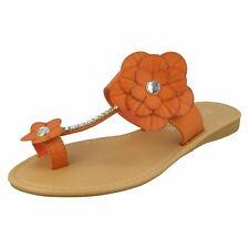 Chanclas Y Sandalias Ebay Mujer De En Online Planos NaranjasCompra HDY9IWE2