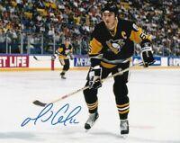 Mario Lemieux HOF Autographed Signed 8x10 Photo Penguins REPRINT