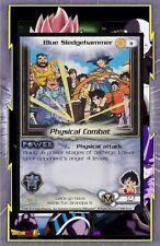 🌈Blue Sledgehammer - #11 - Dragon Ball Card - CCG TCG English