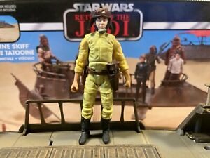 Custom Star Wars Gailid Jabba's Skiff Guard 3.75 Sail Barge Action Figure
