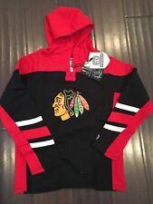 Chicago Blackhawks NEW Youth X-Large Drift Hooded Sweatshirt . NHL Hockey Hoodie