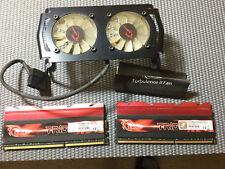 G.Skill F3-2600C10D-8GTX Trident 240-pin 8GB (2x4GB) DDR3 2600HMz Desktop RAM