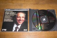 Russell Sherman - Beethoven Rage Over A Lost Penny Works For Solo Piano Japan CD