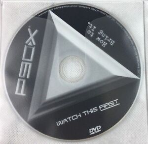 P90X Beachbody Watch this First How TO Bring it Replacement DVD