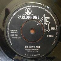 "The Beatles She Loves You/I'll Get You UK 1963 7"" Parlophone Recs"