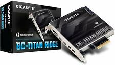 Gigabyte GC-Titan Ridge Thunderbolt 3 USB-C 3.1 flashed Apple Mac Pro BootScreen