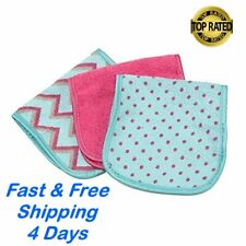ST 501101 Always Off Makeup Remover Cloths, 6 Inch x 12 Inch, Colors 3 Pack