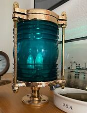 Restored Vintage Antique Us Navy Wwii Nautical Light