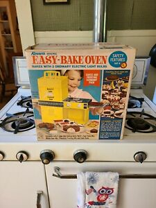 KENNERS ORIGINAL EASY BAKE OVEN NO.1350