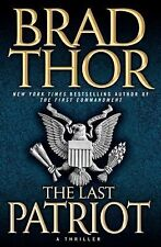 The Last Patriot No. 7 by Brad Thor (2008, Hardcover)
