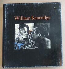 WILLIAM KENTRIDGE - 2001 CHICAGO EXHIBITION CATALOG- 1ST ED. - HC/DJ - VG COND.