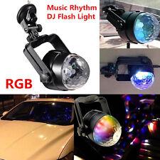 Car Music Rhythm Sound Activated LED Flash Light LED Magic Ball Atmosphere Lamp