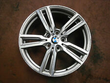 GENUINE BMW ALLOY WHEEL STYLING 486 M 8J x 18 ET57 P/N 7848602 F45 F46 SPARE