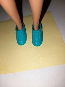 SKIPPER Doll VGUC  DARK Blue Tennis Shoe~CHINA