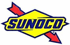 Sunoco Gas Racing Decal Oil Car truck Bumper Window Sticker atv Race Drag 2.5""