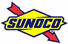 "Sunoco Gas Racing Decal Oil Car truck Bumper Window Sticker atv Race Drag 2.5"""