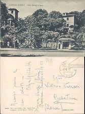 ARICCIA NUOVA,VILLA BOCCIA E LENTI -LAZIO(RM)- F.G. VIAGGIATA  -N.40243