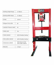 Neilsen 30 Ton Heavy Duty Shop Press CT1002 Free delivery