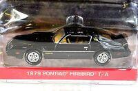 PONTIAC FIREBIRD TRANS-AM T/A 1979 HUNTER MCQUEEN 44680 GREENLIGHT HOLLYWOOD 8