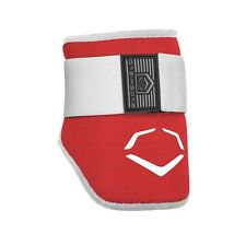 EvoShield MLB Batters Elbow Guard- Red, Youth