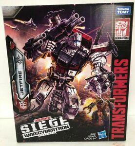 Transformers Siege War for Cybertron WFC JETFIRE Commander Class New & Sealed