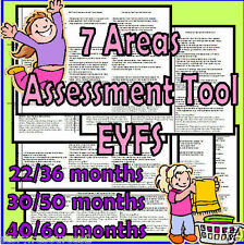 EYFS 7 AREAS ASSESSMENT DEVELOPMENT MATTERS REFERENCE TOOL TEACHING RESOURCES CD