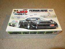 Tilt Ferrari 365GT 365 GT Motorized 1/24 Scale Model Kit Complete Unbuilt