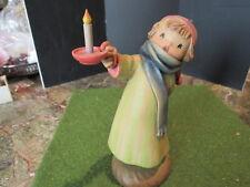 "Anri Ferrandiz NIGHT NIGHT Figurine Woodcarving 6"""