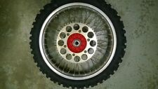 1991 KTM 125 MX REAR WHEEL 19X1.85 TAKASAGO