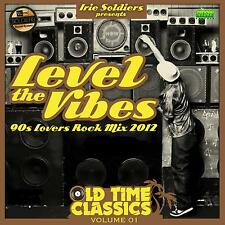 IRIE SOLDIERS LEVEL DI VIBES 90'S LOVERS ROCK MIX CD