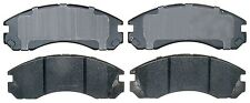 ACDelco 17D723 Front Organic Pads