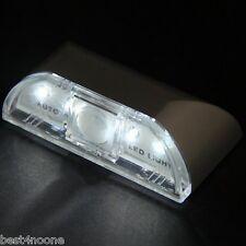 L0403 IR Motion Smart Sensor Auto PIR 4 LEDs Light For Door Keyhole Stairway
